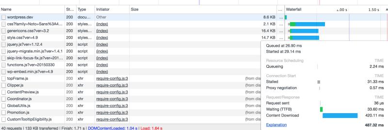 如何分析wordpress网站速度慢的原因 文章 第1张