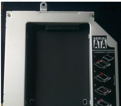 笔记本双硬盘怎么安装?笔记本双硬盘安装的方法 文章 第1张