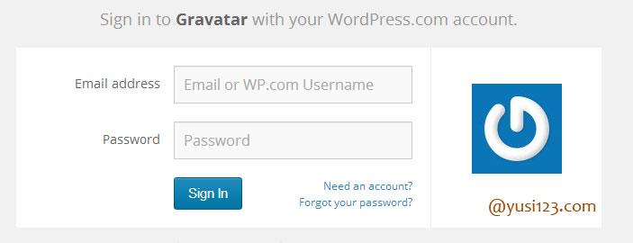 WordPress全球通用Gravatar头像注册使用教程 文章 第2张