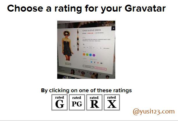 WordPress全球通用Gravatar头像注册使用教程 文章 第5张