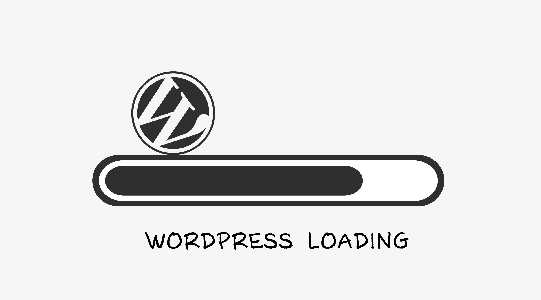Wordprss网站打开慢 文章