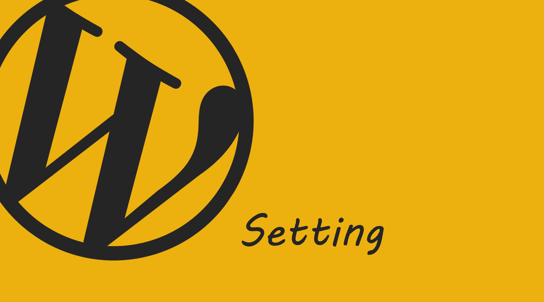 WordPress常规基本设置 文章 第1张